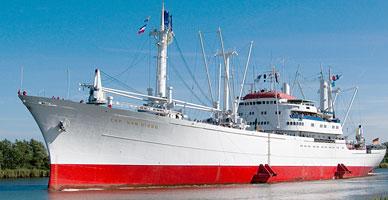 Schiff Cap San Diego